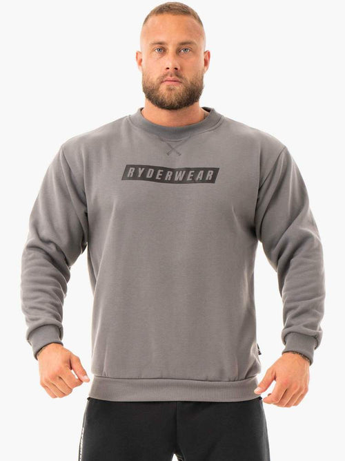 Ryderwear Jumper FORCE PULLOVER - GRAPHITE