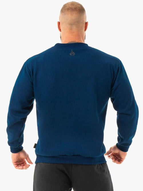 Ryderwear Jumper FORCE PULLOVER - NAVY