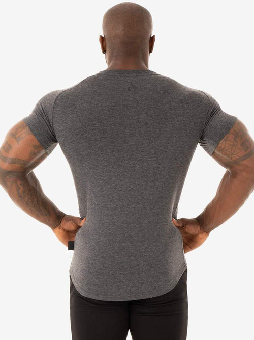 Ryderwear Tee CORE T-SHIRT - CHARCOAL MARL