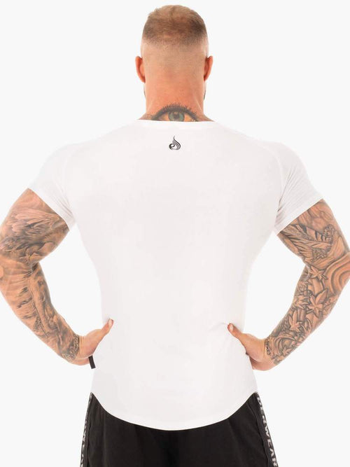 CORE T-SHIRT - WHITE
