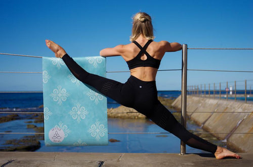 Aztec Yoga Mat - Be Activewear