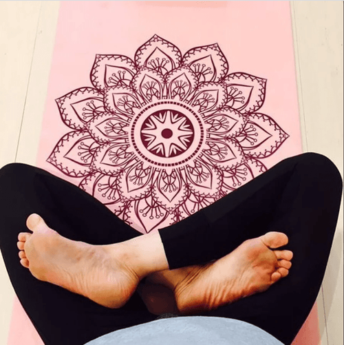Grace Yoga Mat - Be Activewear