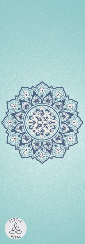 Mandala Yoga Mat - Be Activewear