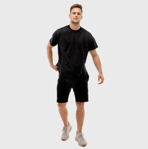 Squat Wolf Shorts VIBE SHORTS – BLACK