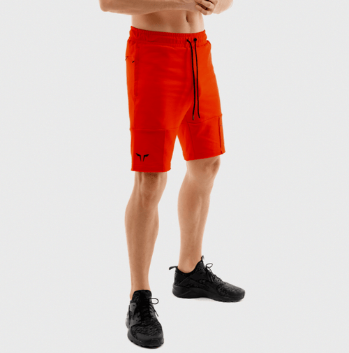 Squat Wolf Shorts VIBE SHORTS – ORANGE