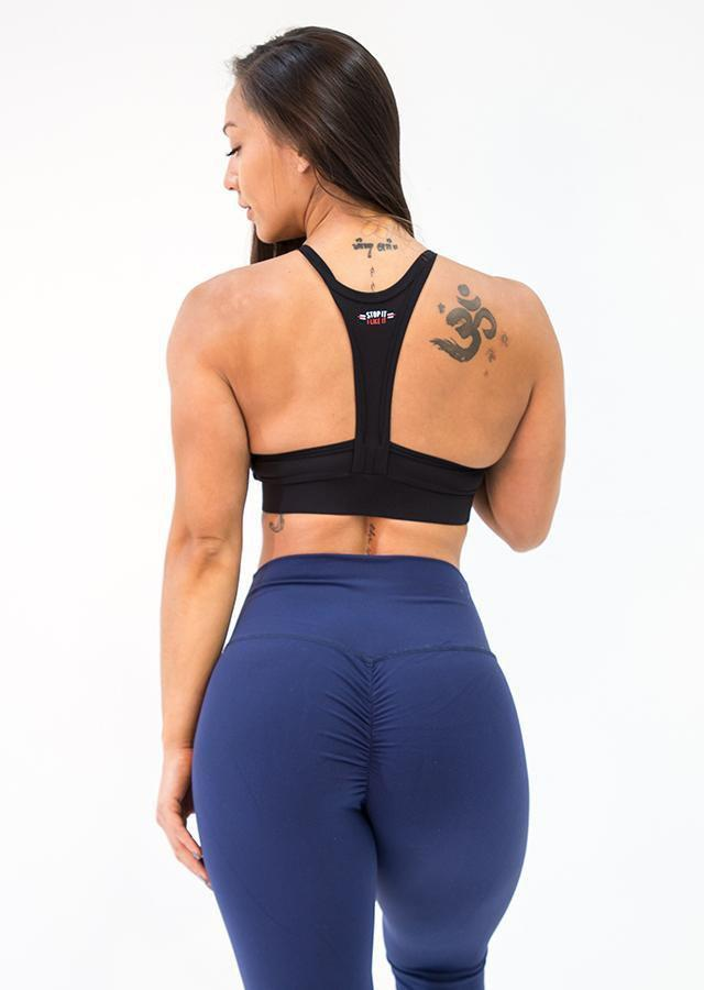 Bleu - Scrunch Booty (Limited Stock) - Be Activewear