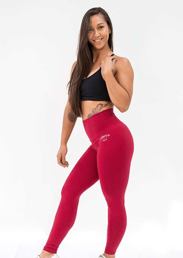 (Empower Range) SRIRACHA - Scrunch Booty - Be Activewear