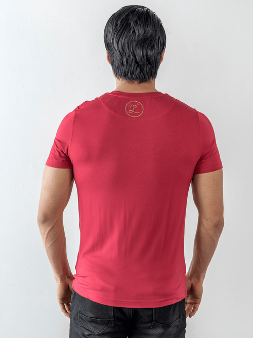 Phantom T-Shirt Cool Red