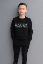 Boys Mini Crew Neck