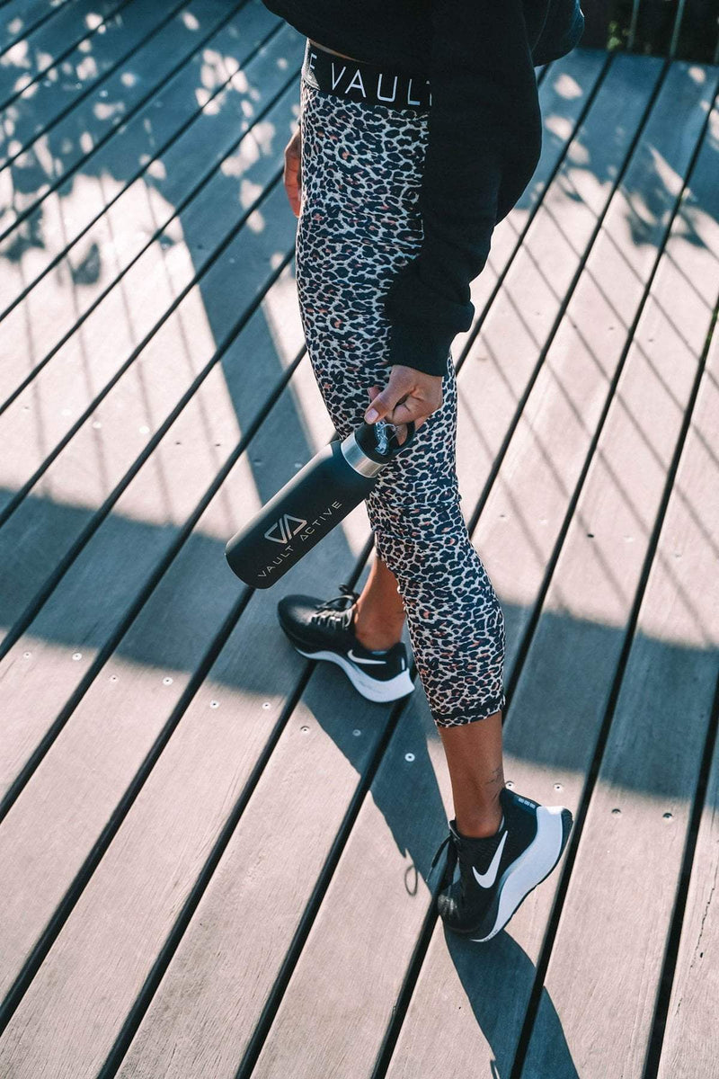 Instinct Leggings - Leopard