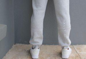 Mens Comfort Jogger - Grey - Be Activewear