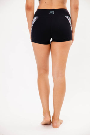 Amily Booty Shorts - Be Activewear