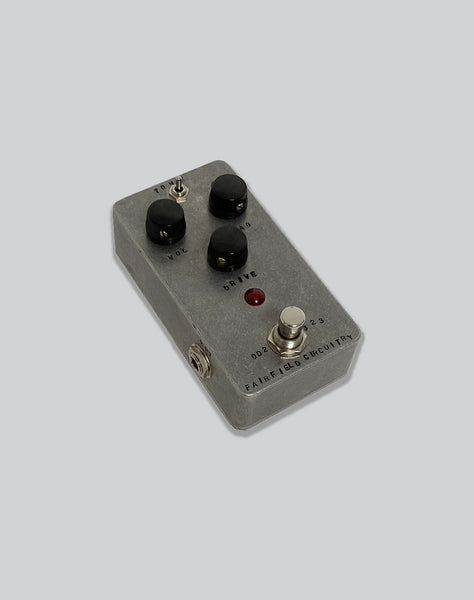 Pedal - Fairfield Circuitry Barbershop Overdrive V2 with tone switch