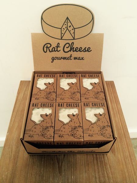 Rat Cheese Gourmet Wax