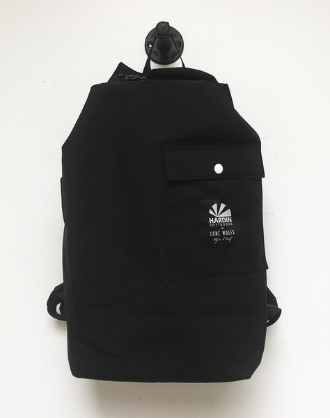 Lone Wolfs X Hardin Limited Edition Backpack