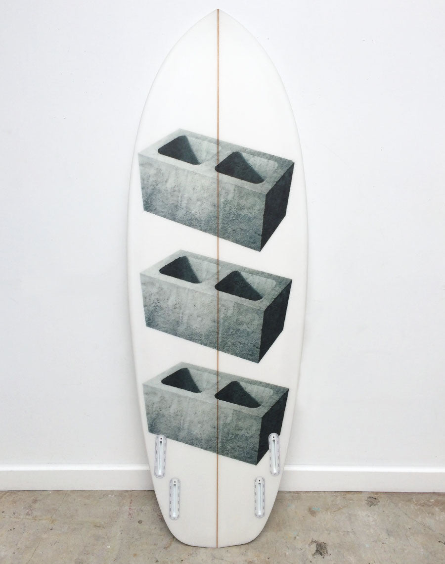 "Surfboard 5'5"" Token"