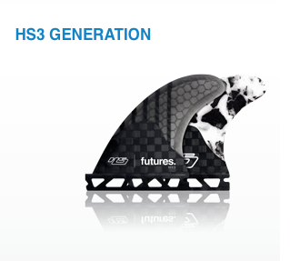 Futures Fins Generations HS3