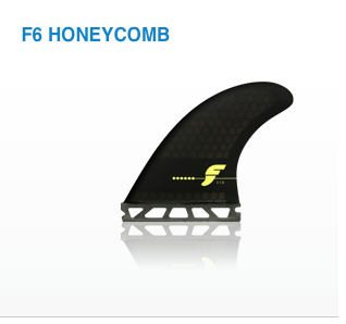 Futures Fins F6 Honeycomb