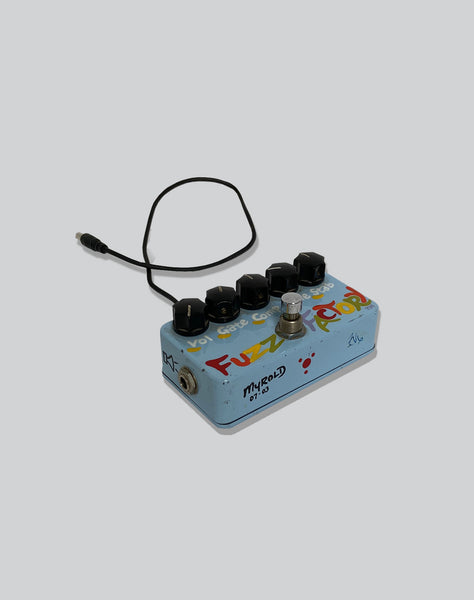 PEDAL - ZVEX EFFECTS FUZZ FACTORY