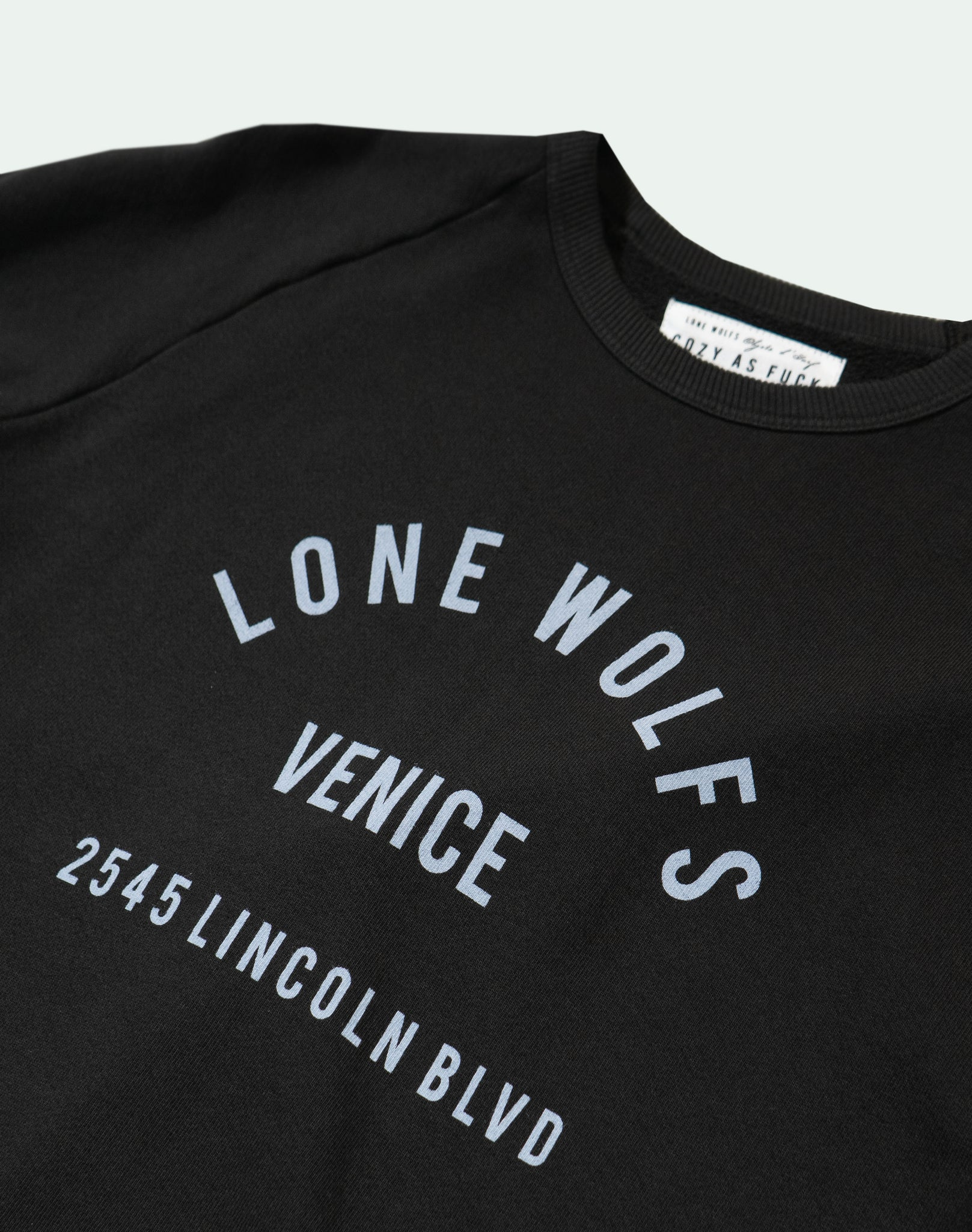 Lone Wolfs Shop Arc Sweatshirt