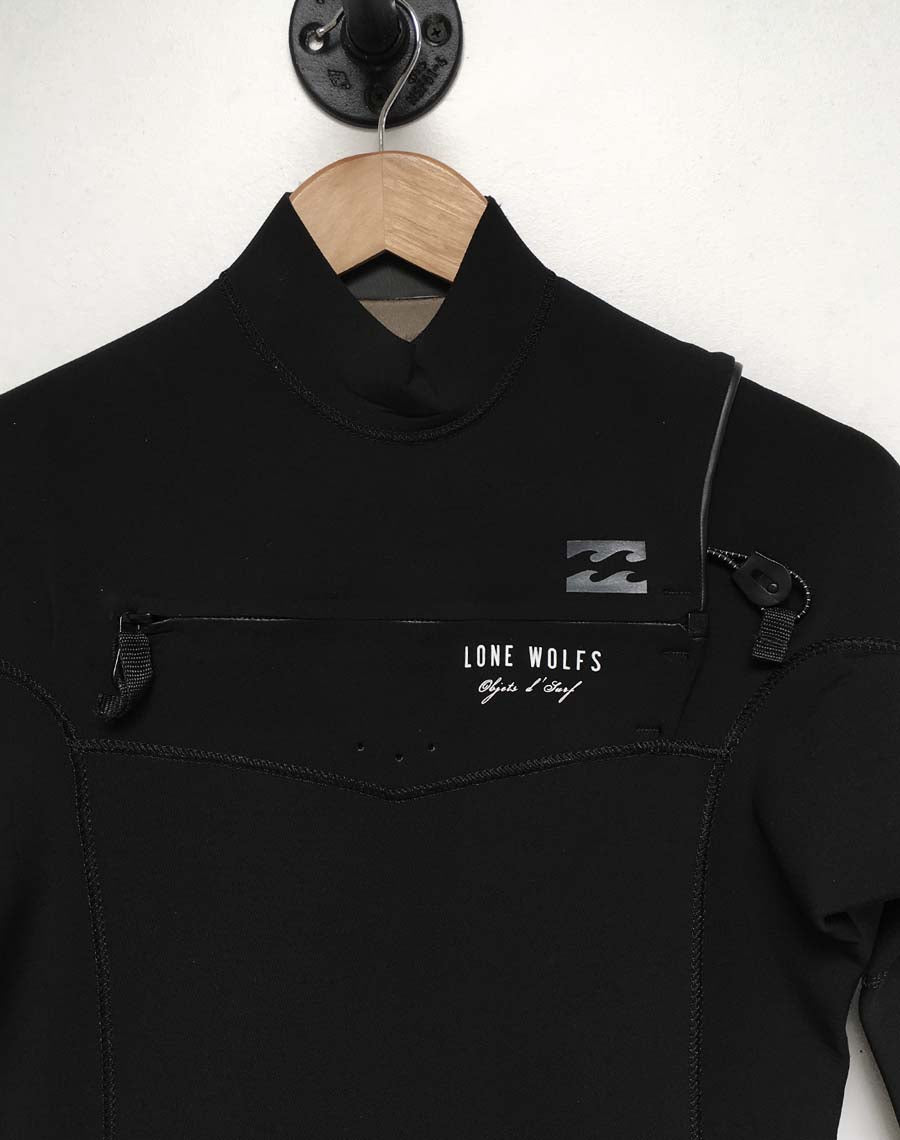 Lone Wolfs & Billabong Not Food Wetsuit Furnace Revolution Collab