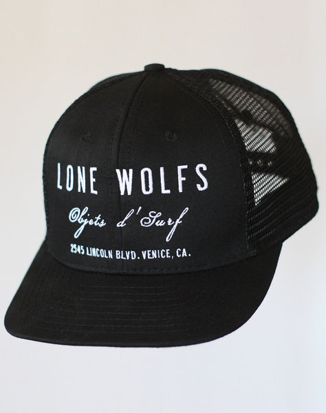 Lone Wolfs The Shop Hat