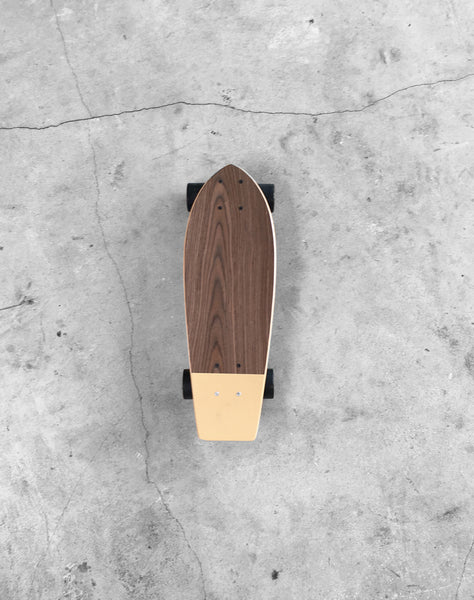 Salt Surf Skate - Yellow
