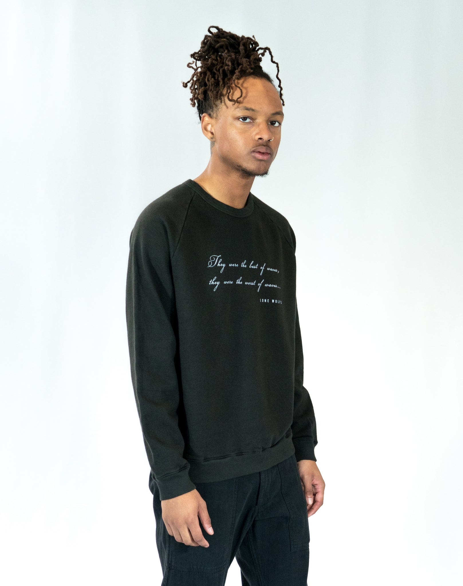 Lone Wolfs Best of Waves Sweatshirt