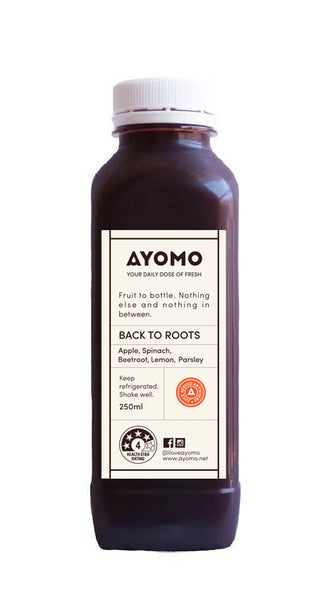 Back To Roots - Cold Pressed Juice