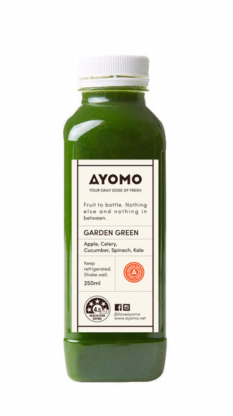 Garden Green - Cold Pressed Juice
