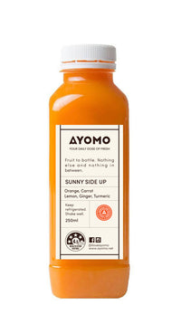 Sunny Side Up - Cold Pressed Juice