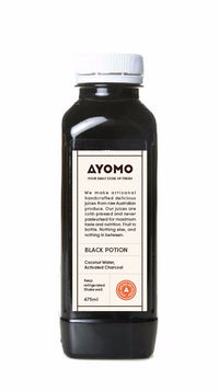 Black Potion - Cold Pressed Juice -  - Coldpressed Juice - Ayomo - 1