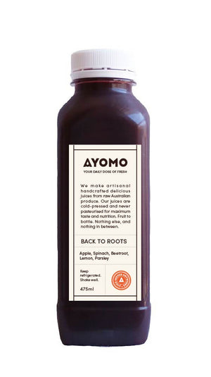 Balance - Cold Pressed Juice Cleanse -  - Juice Cleanse - Ayomo - 6