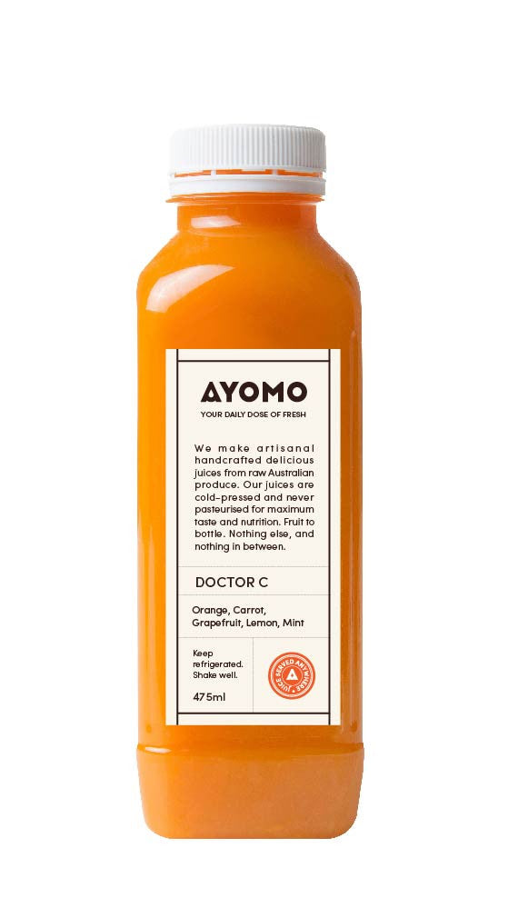 Cold Pressed Juice Box -  - Juice Box - Ayomo - 4