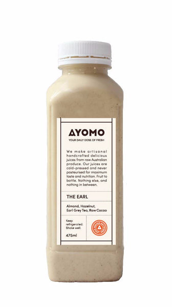The Earl - Cold Pressed Juice -  - Coldpressed Juice - Ayomo - 1