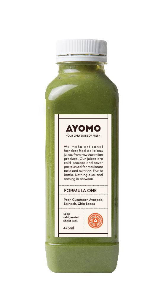 Cold Pressed Juice Box -  - Juice Box - Ayomo - 5