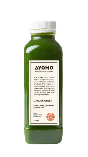 Replenish - Cold Pressed Juice Cleanse -  - Juice Cleanse - Ayomo - 5