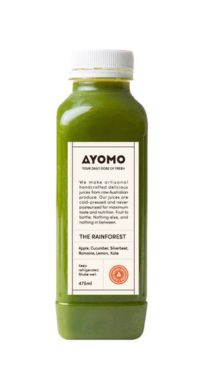Replenish - Cold Pressed Juice Cleanse -  - Juice Cleanse - Ayomo - 6