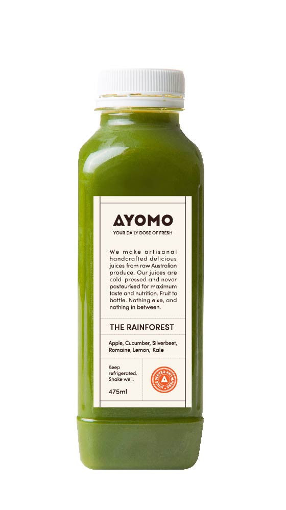 Cold Pressed Juice Box -  - Juice Box - Ayomo - 12