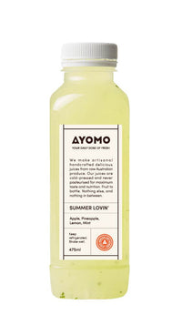 Cold Pressed Juice Box -  - Juice Box - Ayomo - 9