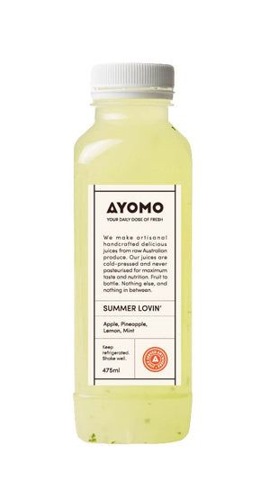 Renew - Cold Pressed Juice Cleanse -  - Juice Cleanse - Ayomo - 6