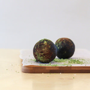 Matcha Cacao Balls -  - Raw Treats - Ayomo - 1