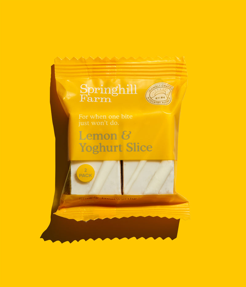 Lemon & Yoghurt Twin Pack (9 Twin Packs Per Box)