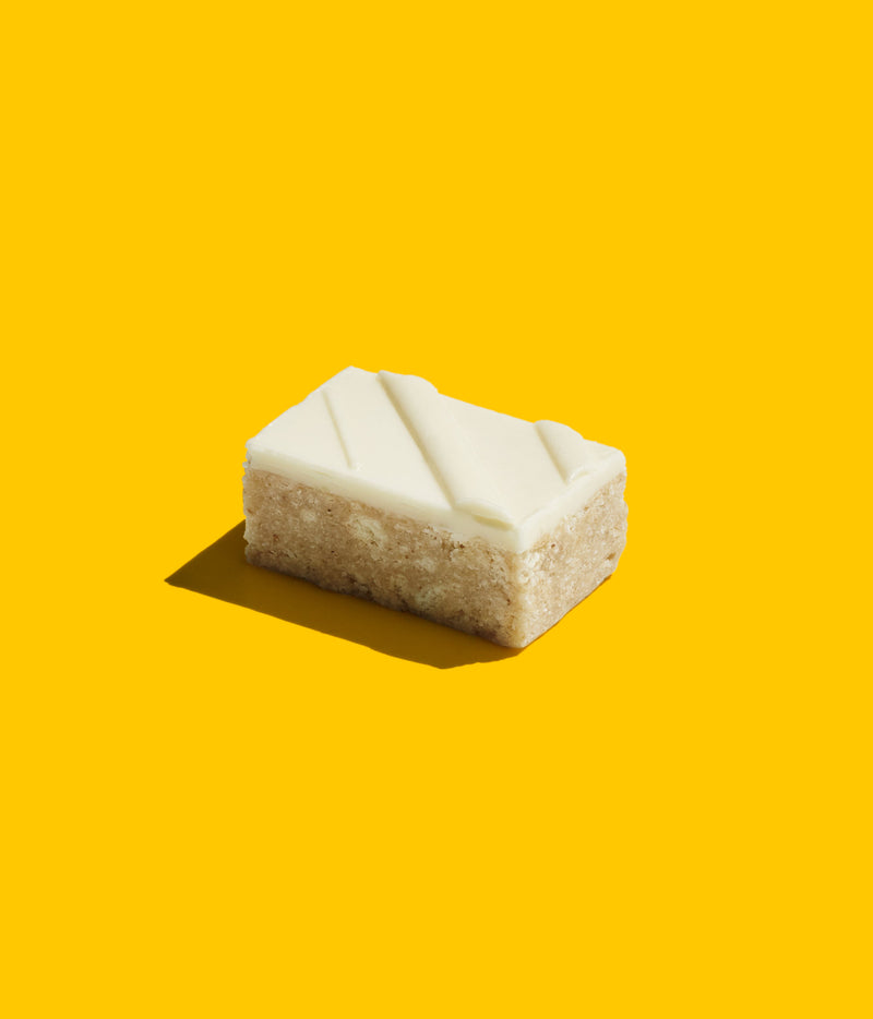 Lemon & Yoghurt Bite Slice (12 Bites Per Box)