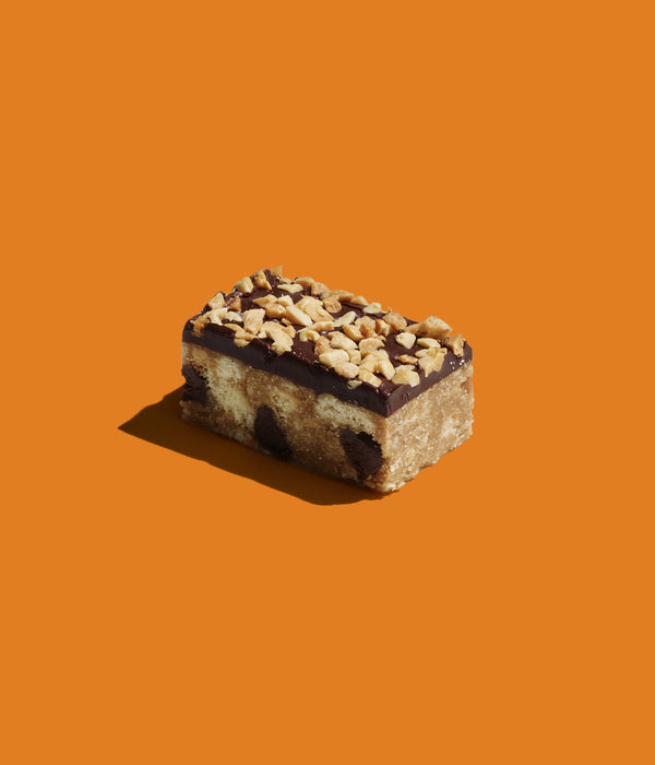 Peanut Butter & Choc Naked Slice Pack