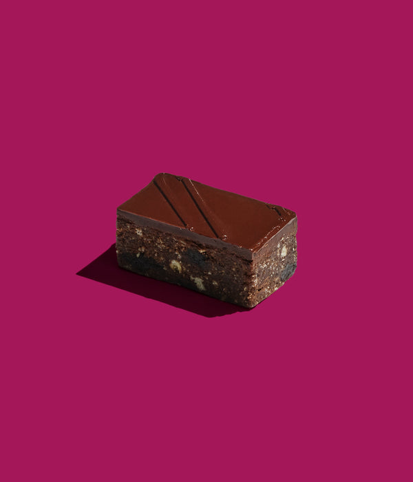 Sour Cherry & Dark Choc Naked Slice Pack