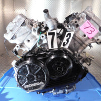94-97 Honda Interceptor 750 VFR750 Engine Motor