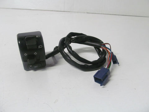 11-16 Kawasaki Vulcan 900 Left Clip On Handle Horn Signals Switch Switches