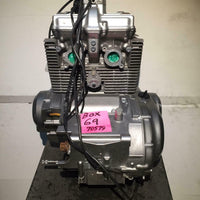 04-09 Suzuki Gs500f Engine Motor