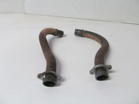 02-09 Honda Interceptor 800 Vfr800 Exhaust Midpipe Mid Middle Pipe